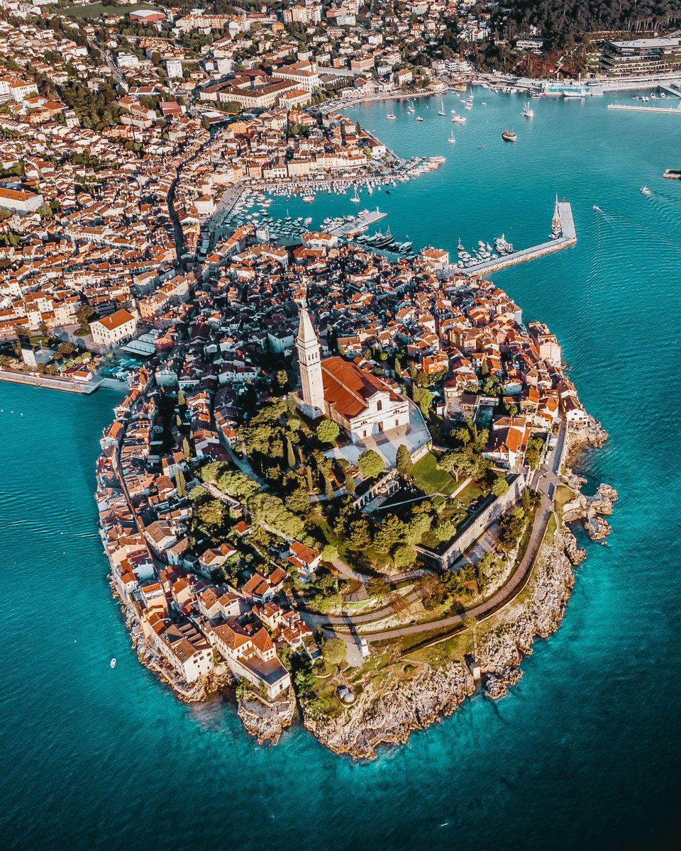 Pin On Croatian Coast From Istria To Dubrovnik
