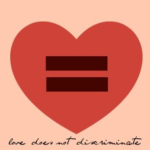 Love Does Not discriminate