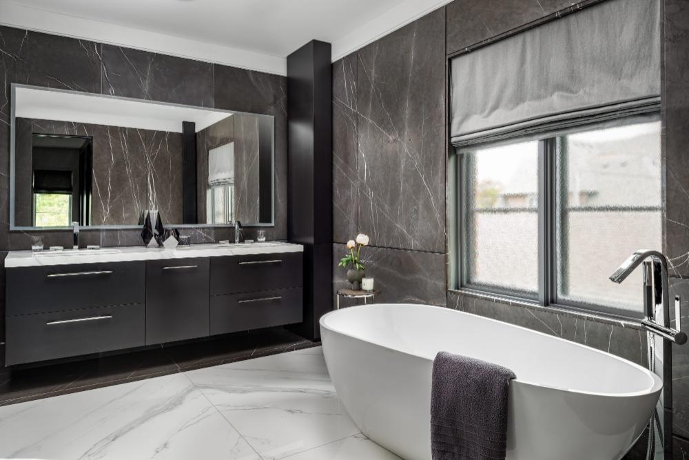 U31 | Sophisticated Abode  #interiordesign #interiorinspiration #bathroom