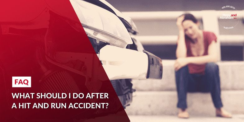 Here Are Three Things You Need To Do As Soon As Possible After A Hit And Run Hit And Run Accident Prevention Running
