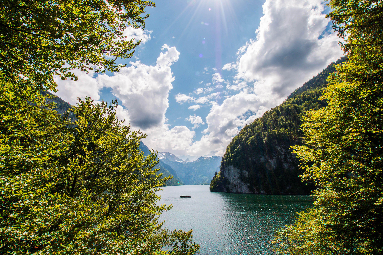 Schöne Seen Bayern