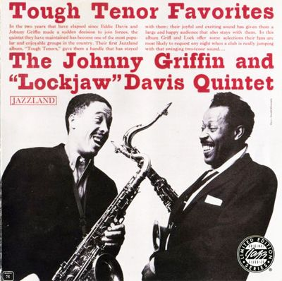 Johnny Griffin and Eddie Davis