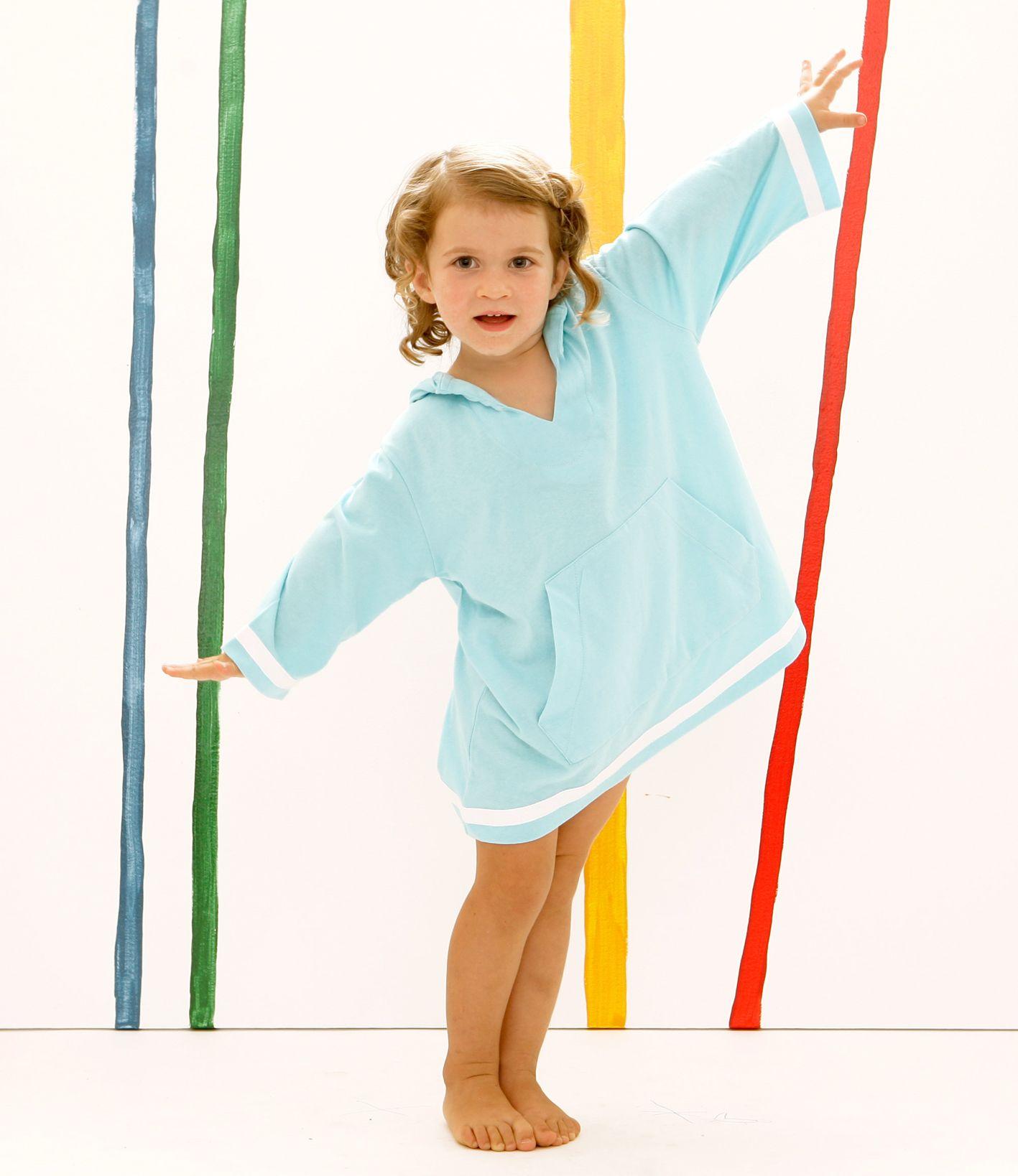 8a81d8fe2d Terry Rich Beach Dress for kids   Sundowner Cover Up