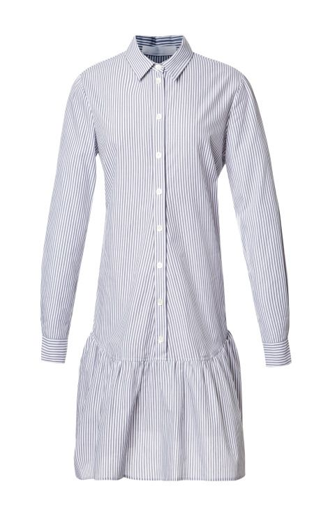Cinched Waist Shirtdress by Thakoon Addition Now Available on Moda Operandi