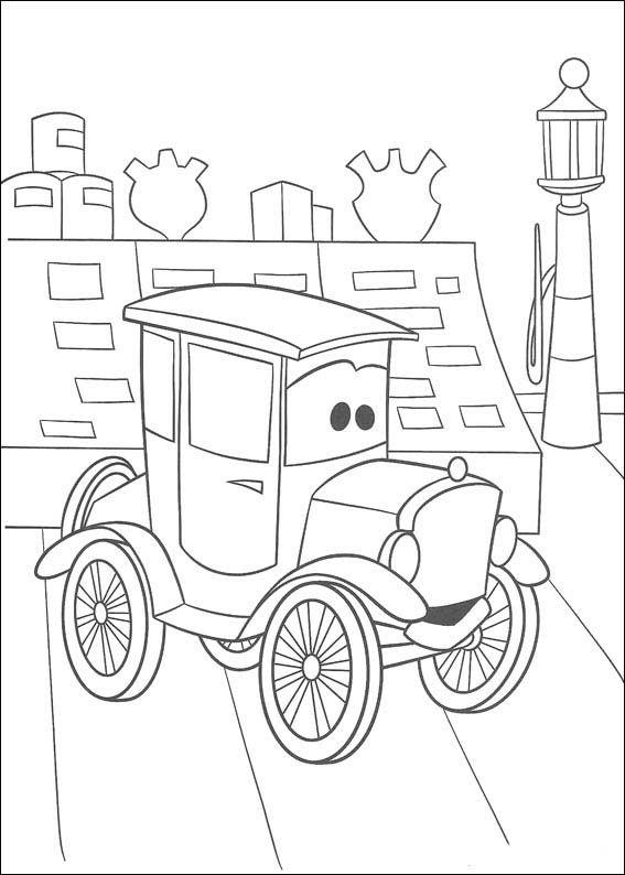 cars malvorlagen für kinder 37  cars coloring pages