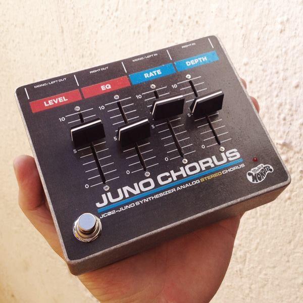 chorus from juno series hi fi studio guitar pedals diy guitar pedal instrument sounds. Black Bedroom Furniture Sets. Home Design Ideas