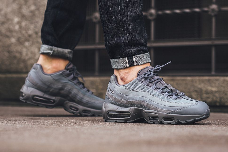 On Foot: Nike Air Max 95 Essential