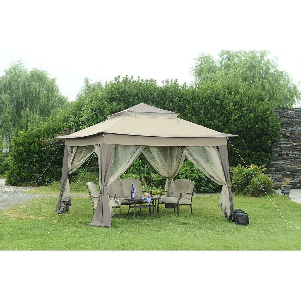 Amazon.com Sunjoy Replacement Canopy Set for 10x10ft POP Gazebo Garden u0026 Outdoor  sc 1 st  Pinterest & Amazon.com: Sunjoy Replacement Canopy Set for 10x10ft POP Gazebo ...