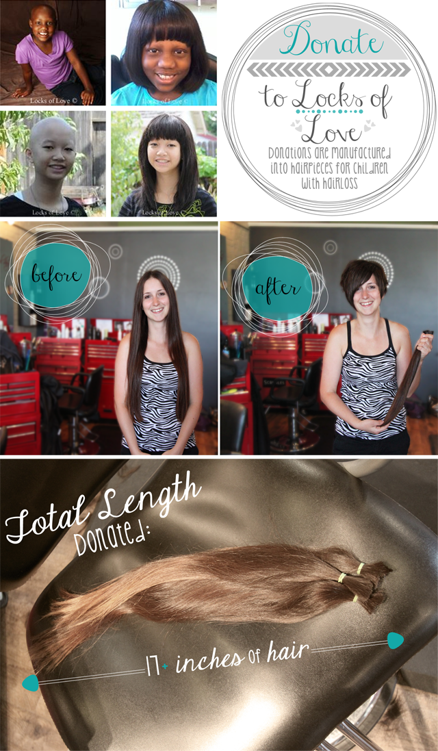 Black And White Obsession Donating Hair To Locks Of Love Donating Hair Locks Of Love Donation Great Haircuts