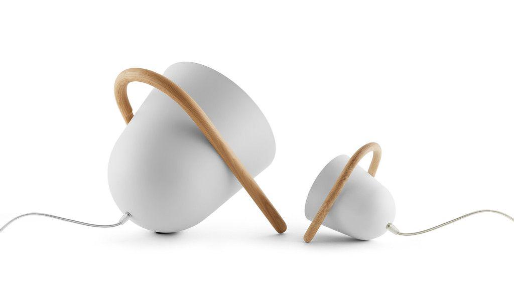 Elmetta - lampada da tavolo – Incipit lab —Oggetti & Accessori per la casa, progettati e realizzati in Italia