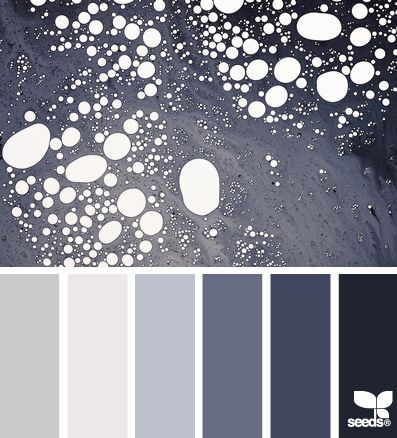 PERFECT ! this might just be the color palette for my house