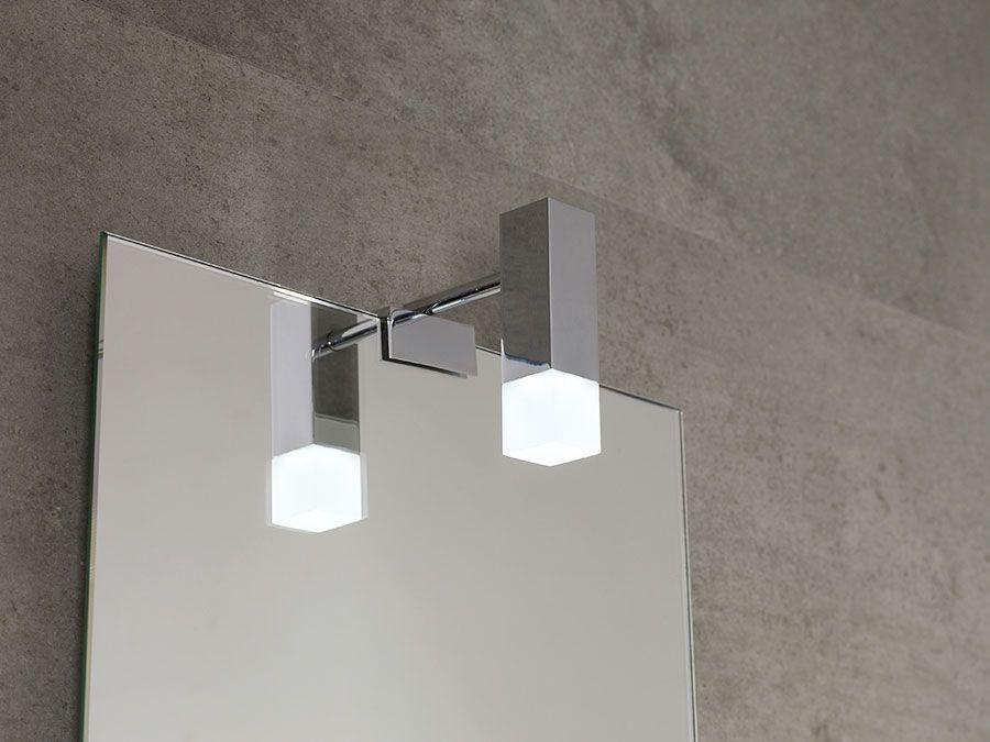 Apliques Para Espejos El Complemento De Bano Perfecto Noken Espejos Para Banos Luces Para Espejo De Bano Luces Para Banos