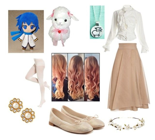"""My Princess's character outfit"" by rosethorndyke2000 ❤ liked on Polyvore featuring Vivienne Westwood, Repetto, DKNY, Cult Gaia and Kate Spade"