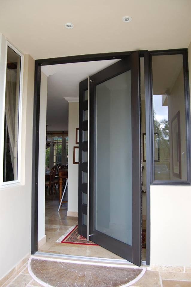 Puertas Pivote Qu 233 Son Y C 243 Mo Funcionan Puertas Y