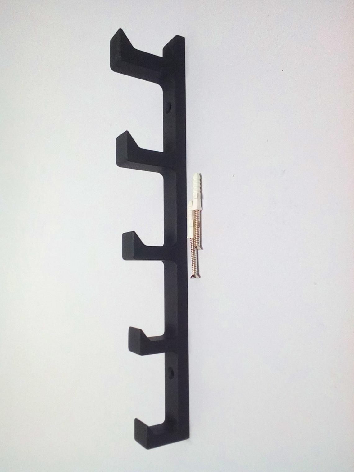 5 In 1 Vertical Wall Hook Heavy Duty Coat Hook Modern Etsy