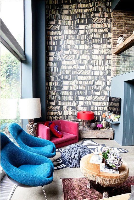 Home of UK designer, Abigail Ahern speaking at D+D sydney  http://decorationdesignblog.com/2013/01/decorating-abigail-ahern-style-decoration-design-seminar-sydney/