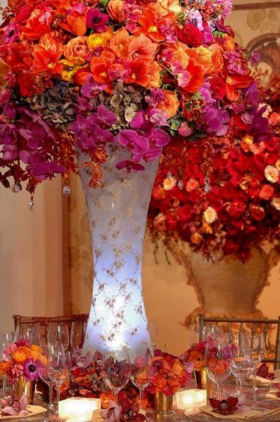Over The Top Floral Arrangements Huge Flower Bouquet