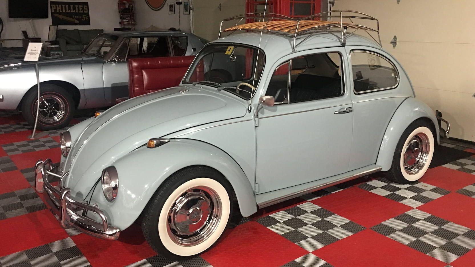 1967 Volkswagen Beetle Presented As Lot T47 At Indianapolis In Volkswagen Beetle Volkswagen Mecum Auction