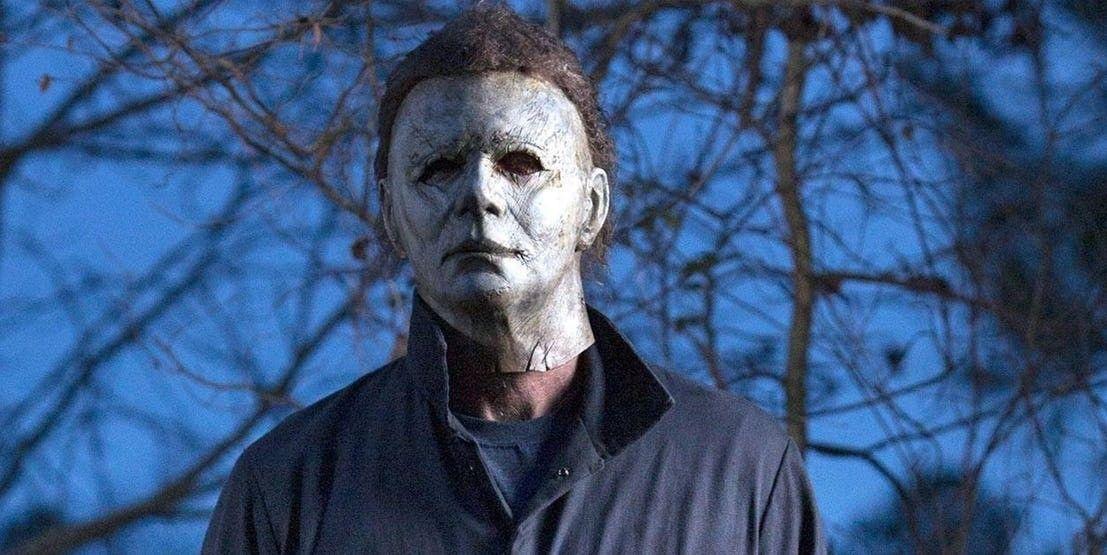Michael Myers in 'Halloween' (2018) Michael myers