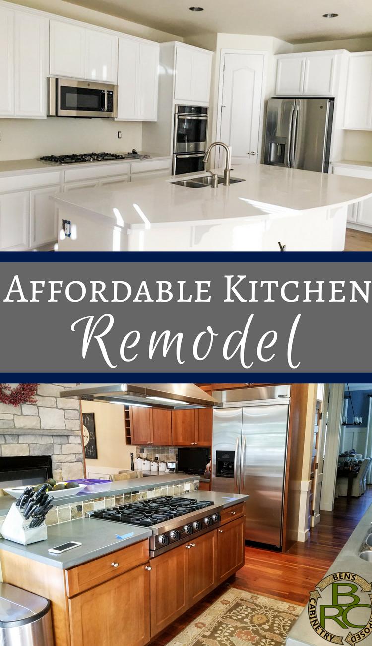 Ausgezeichnet Pantry Küche Umarbeitungen Auf Einem Budget Fotos ...