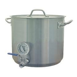 10 Gallon Converted Igloo Cooler Mash Tun From Adventures In Homebrewing Beer Brewing Home Brewing Beer Brewing