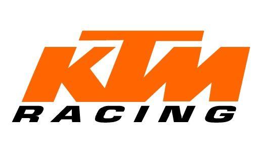 Ktm racing logo eps file