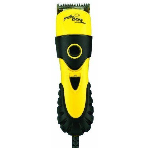 Conair Yellow Dog 2 In 1 Clipper Trimmer Kit Dog Home Grooming Yellow Reviews Find The Best Products Inf Dog Grooming Supplies Dog Grooming Dog Clippers