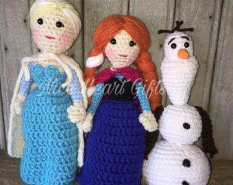 Amigurumi Patterns Olaf : Olaf from frozen crochet amigurumi pattern crochet amigurumi