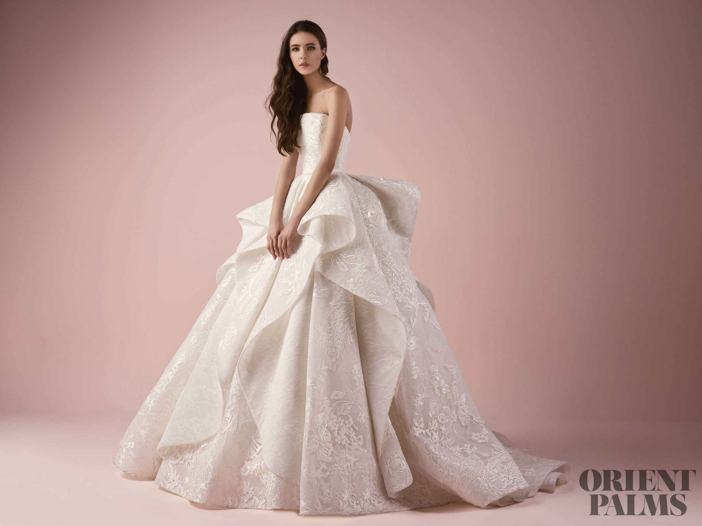 Saiid Kobeisy 2018 collection - Bridal
