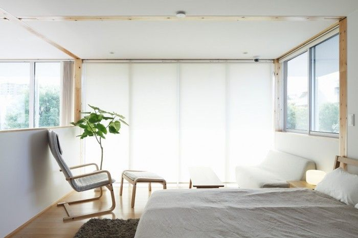 Traditional japanese style blent in contemporary interior design read more at www homesthetics