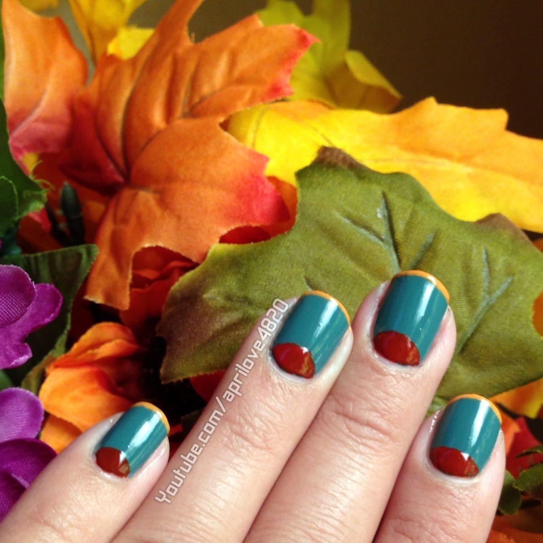 Nails for Fall 2013 by aprilove4820 #nails #nail art #nail polish ...