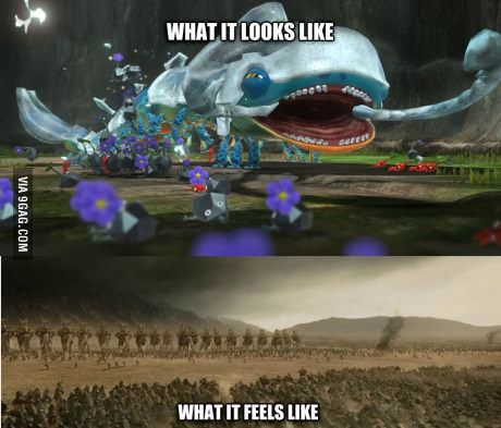 Pikmin 3 Best Funny Pictures Pokemon Pictures Instagram Posts
