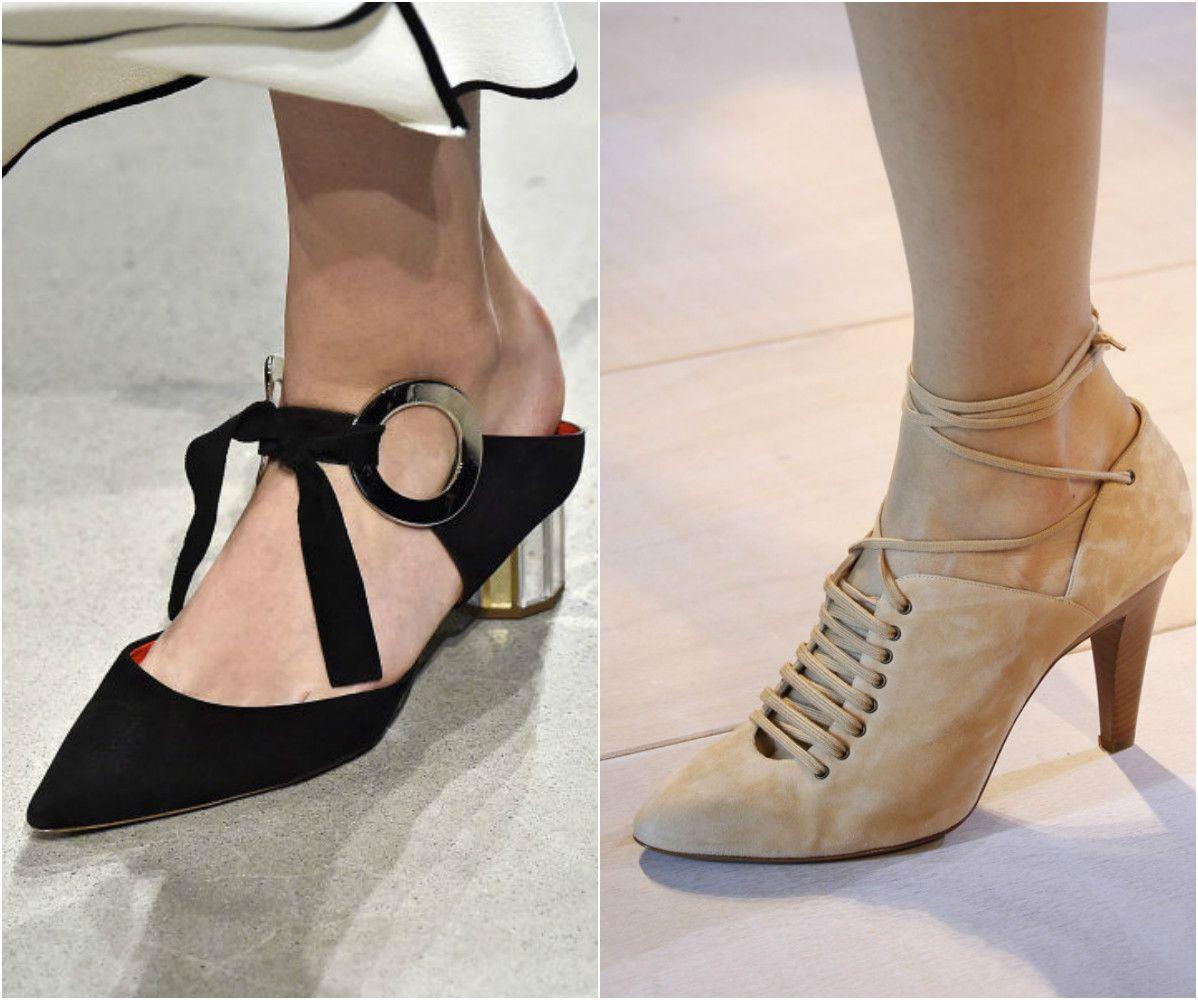 536e665fe1 Tendencias en calzado S S 2016  http   www.bailarinasplegables.