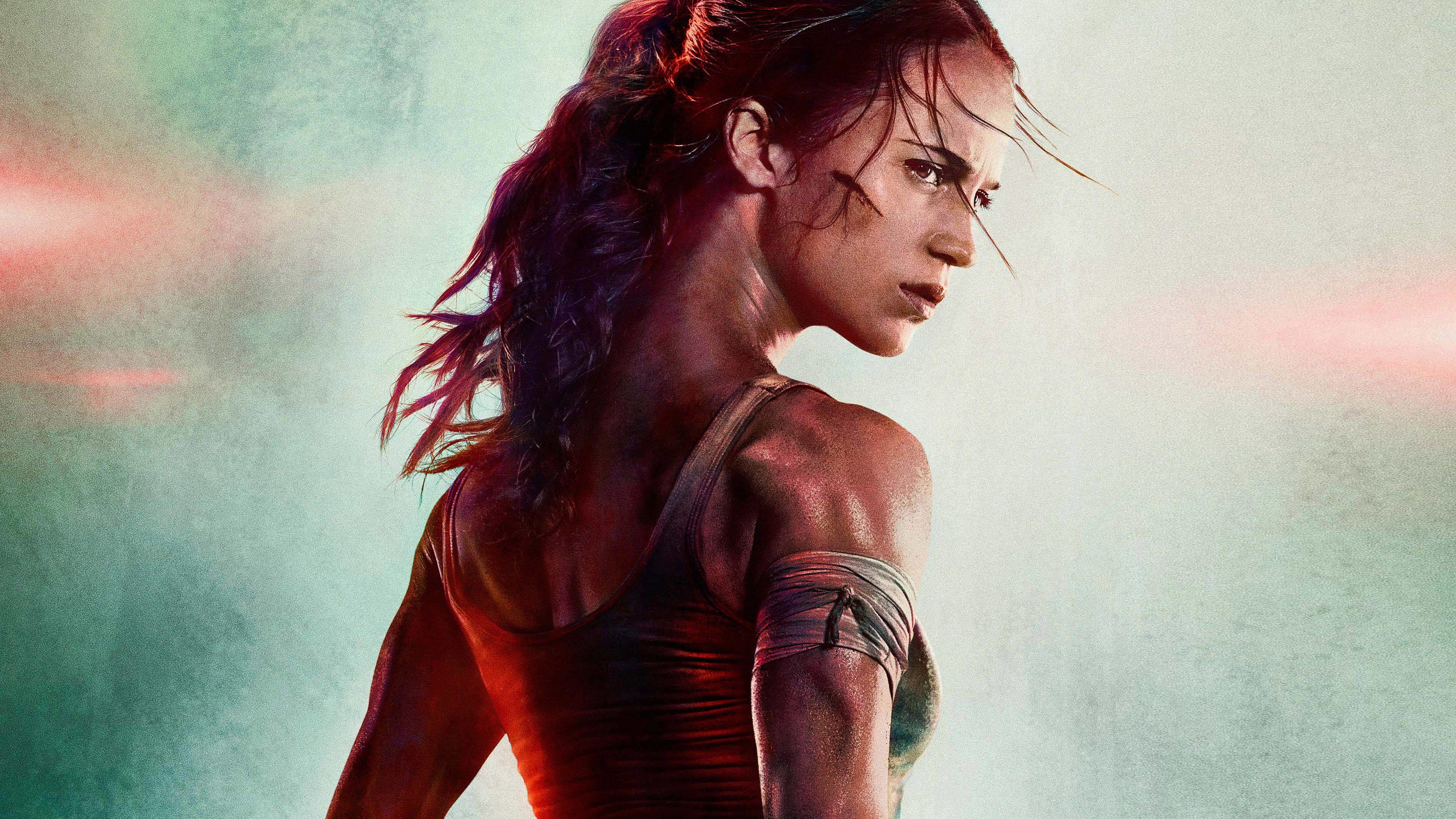 2018 Full Movie Hd Free Tomb Raider Lara Croft Alicia Vikander