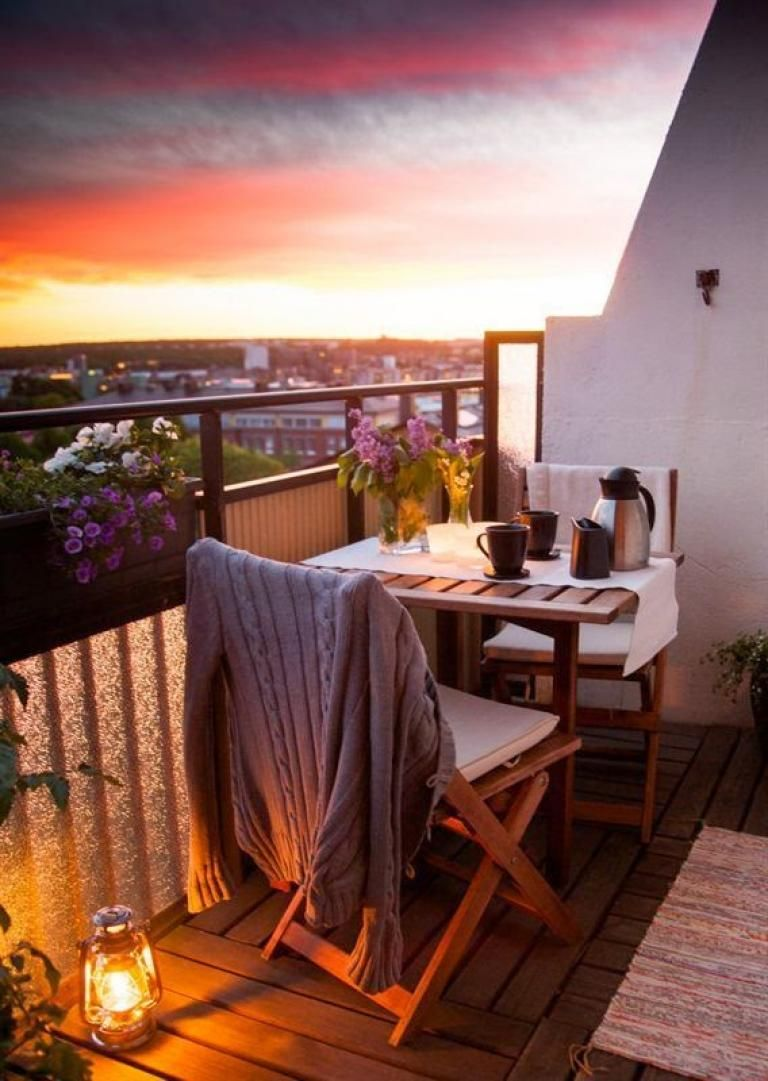 Wonderful balcony paradise design ideas also outdoor garden  pools rh pinterest