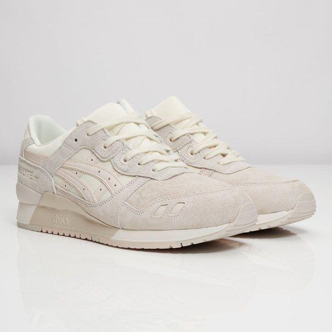 buy popular 19e68 0f5ed ASICS Gel-Lyte III - Whisper Pink/Whisper Pink | Sneakerhead ...