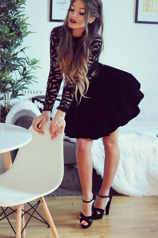 Styleev Ewelina Bochnik Pl Super Cute Dresses Pretty Outfits Fiesta Outfit