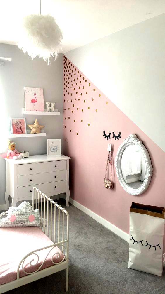 Pin By Y Y On Girls Remaqia Girls Room Paint Girls Bedroom Paint Kids Room Paint