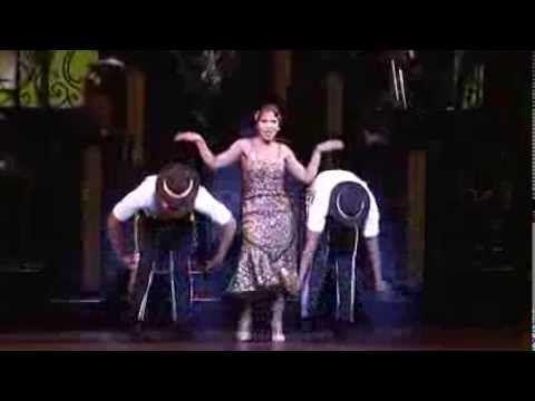 Toni Braxton in AFTER MIDNIGHT on Broadway
