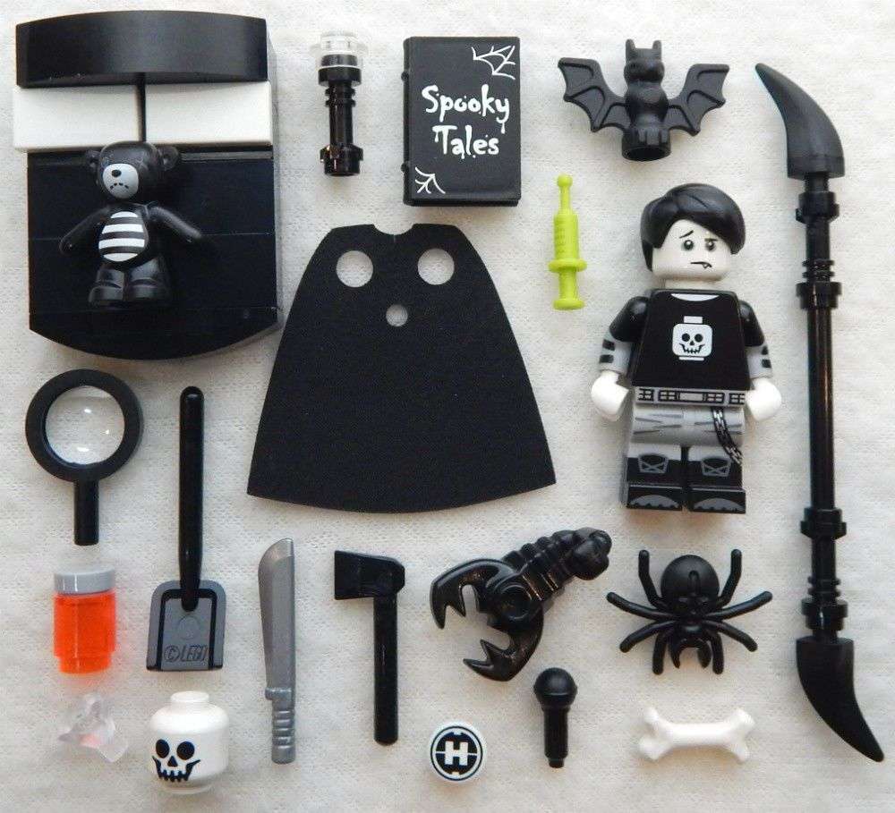 gun melmet weapons parts swat police army for lego custom lego Five-seven X1