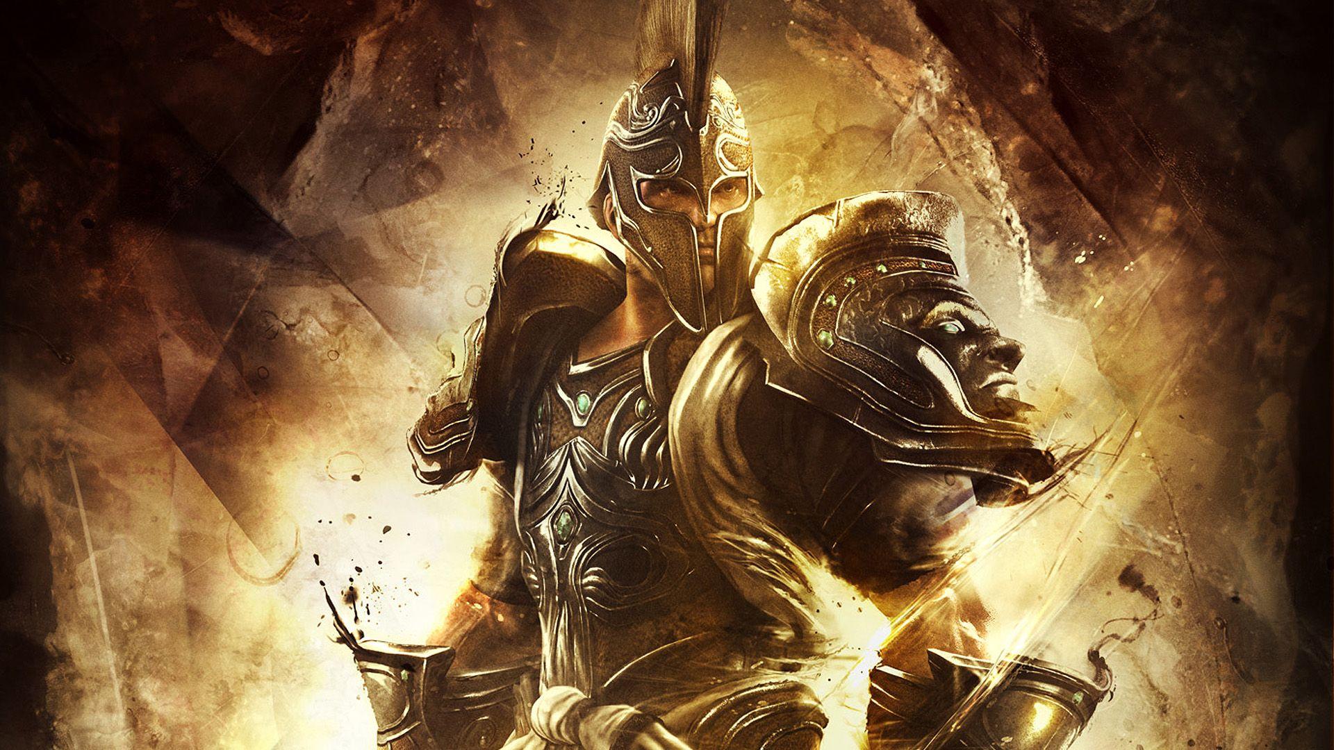 God Of War Series God Of War Ascension 2 Wallpaper By