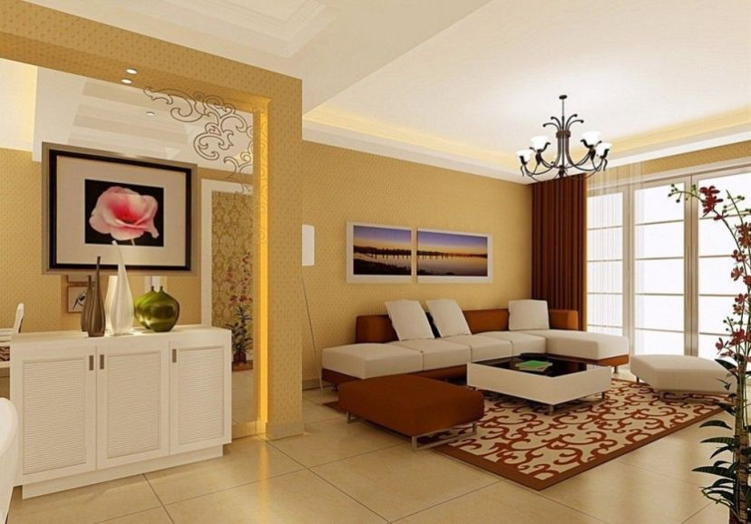 45 Simple Interior Design For Small House Room Interior Colour Small House Interior Design Modern Furniture Design Living Rooms