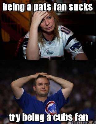 Baseball Mlb Memes Chicago Cubs New England Patriots For The