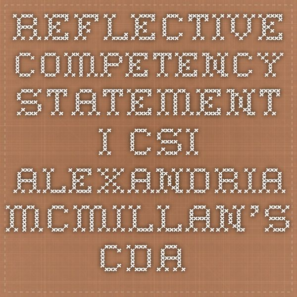 cda competency i The cda is a provider competency based credential candidates must  demonstrate their competence in an early childhood education setting based on  the six.