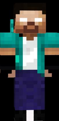 herobrine   Nova Skin   Heo   Minecraft skins boy ...