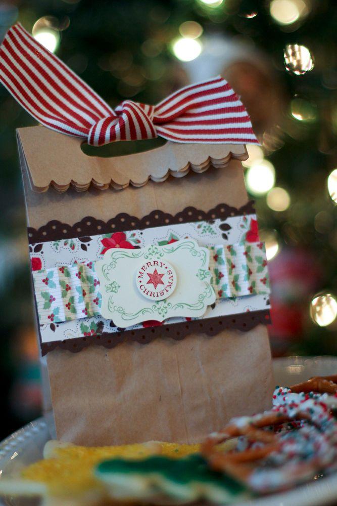 Last Minute Semi-homemade Gift Ideas - Scissors  Spatulas {and