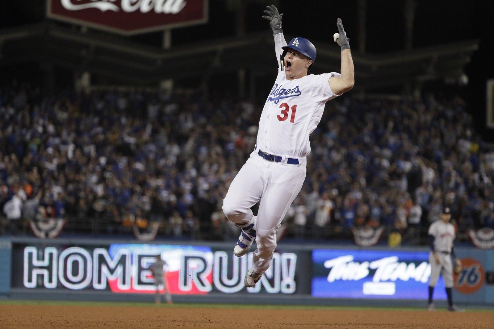 Los Angeles Times Dodgers baseball, Love my boys