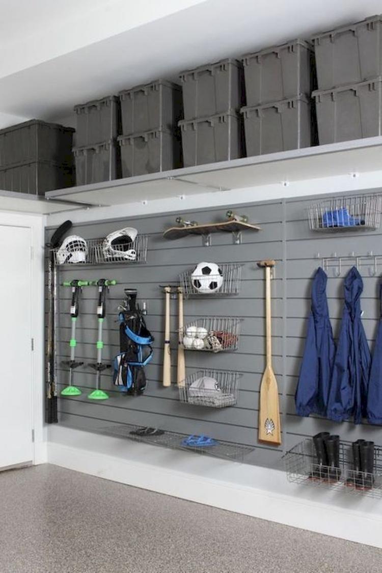 57 Beautiful Garage Design Ideas Diy Garage Storage Garage