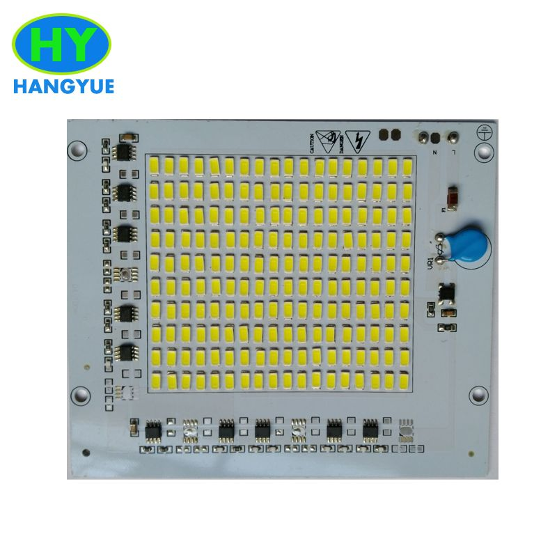 Ac 220v 100w 120w 150w 200w Driverless 5730smd Module Chips Integrated Driver Led Pcb Circuit Board For Led High Bay Ligh High Bay Lighting Led Bulb Lamp Light