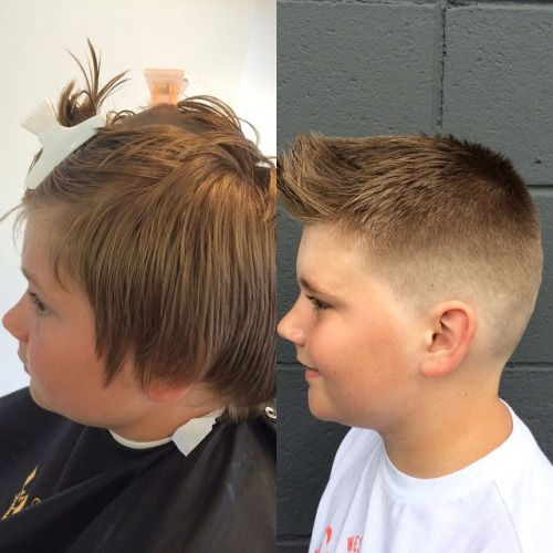 Slick Transformation, Before And After....one Vote For After Here.